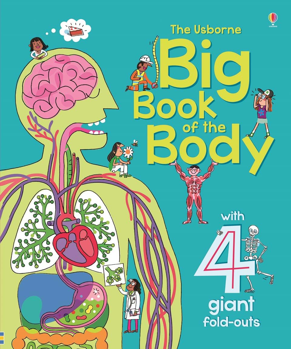 Big Book of the Body cover page