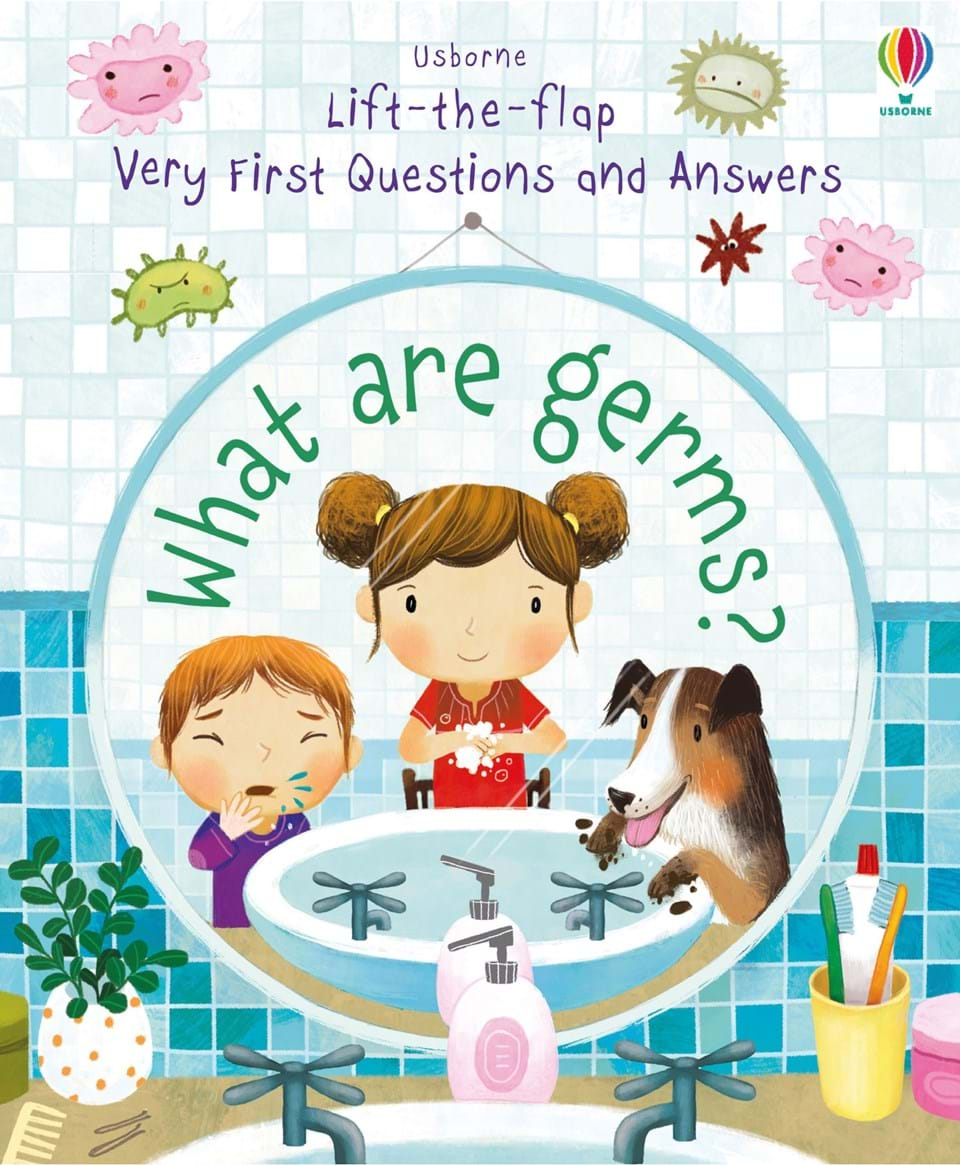 What are Germs cover page